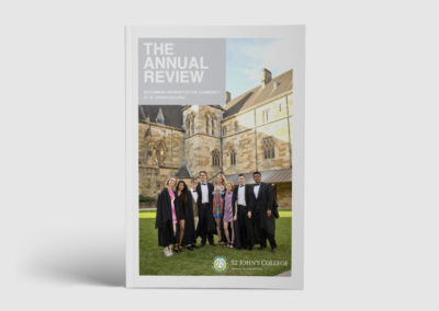 St John's College Annual Report